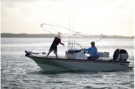 2021 Boston Whaler boat for sale, model of the boat is 170 Montauk & Image # 3 of 7