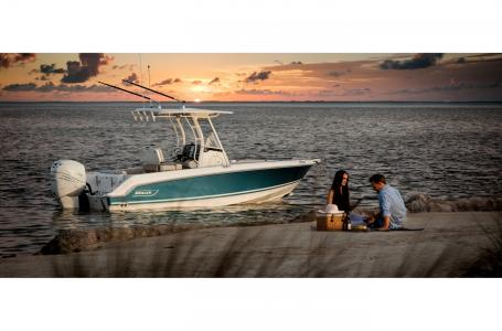 2021 Boston Whaler boat for sale, model of the boat is 230 Outrage & Image # 1 of 7