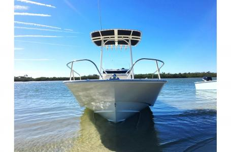 2021 Boston Whaler boat for sale, model of the boat is 190 Montauk & Image # 4 of 7