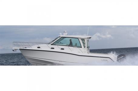 For Sale: 2021 Boston Whaler 345 Conquest Pilothouse 36ft<br/>M & P Yacht Centre At Coal Harbour