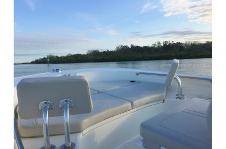 2021 Boston Whaler boat for sale, model of the boat is 210 Montauk & Image # 5 of 7