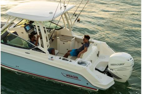 2021 Boston Whaler boat for sale, model of the boat is 240 Vantage & Image # 3 of 6