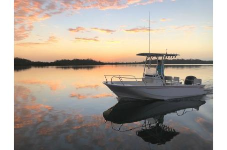 2021 Boston Whaler boat for sale, model of the boat is 190 Montauk & Image # 1 of 7