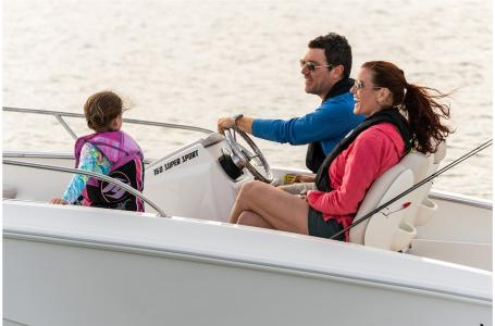 2021 Boston Whaler boat for sale, model of the boat is 160 Super Sport & Image # 5 of 7