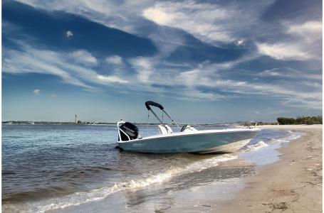 2021 Boston Whaler boat for sale, model of the boat is 160 Super Sport & Image # 1 of 7