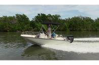 2021 Boston Whaler boat for sale, model of the boat is 150 Montauk & Image # 5 of 7