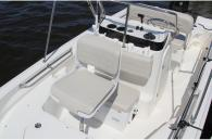 2021 Boston Whaler boat for sale, model of the boat is 150 Montauk & Image # 4 of 7