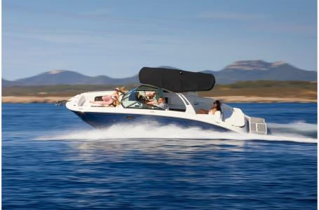 2021 Sea Ray boat for sale, model of the boat is SDX 270 & Image # 1 of 7