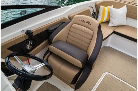 2021 Sea Ray boat for sale, model of the boat is SPX 210 Outboard & Image # 4 of 7