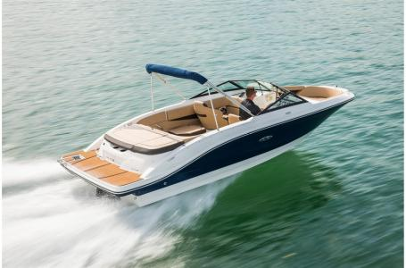 2021 Sea Ray boat for sale, model of the boat is SPX 210 & Image # 1 of 6