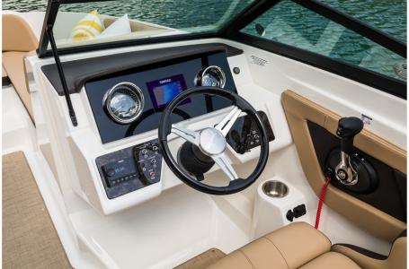 2021 Sea Ray boat for sale, model of the boat is SPX 210 Outboard & Image # 3 of 7