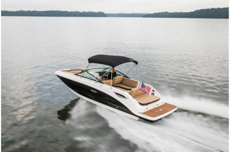 2021 Sea Ray boat for sale, model of the boat is SDX 250 & Image # 2 of 6