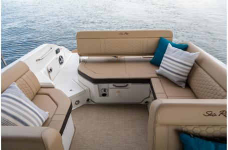 2021 Sea Ray boat for sale, model of the boat is SDX 250 & Image # 4 of 6