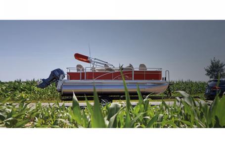 2021 Bennington boat for sale, model of the boat is 20 SVSR & Image # 4 of 12