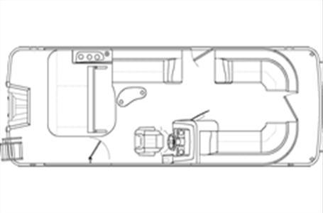 2021 Bennington boat for sale, model of the boat is 23 SSBX & Image # 1 of 11