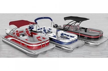 2021 Bennington boat for sale, model of the boat is 24 LXSB & Image # 16 of 16