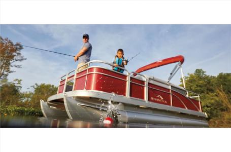 2021 Bennington boat for sale, model of the boat is 20 SVSR & Image # 3 of 12