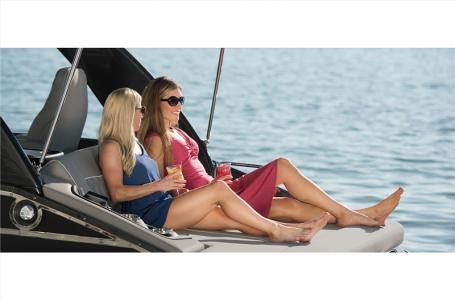 2021 Bennington boat for sale, model of the boat is 25 RXFBA DLX Fold Open SP Arch (Gas Assist) & Image # 25 of 26