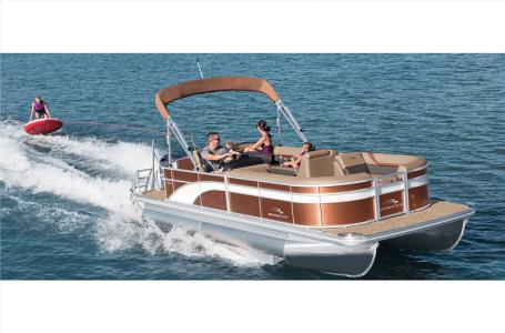2021 Bennington boat for sale, model of the boat is 23 SSRX & Image # 3 of 11