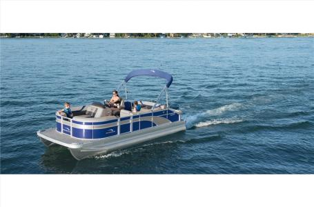 2021 Bennington boat for sale, model of the boat is 23 SSRX & Image # 4 of 11