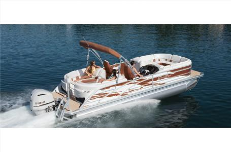 2021 Bennington boat for sale, model of the boat is 25 RSB & Image # 24 of 29