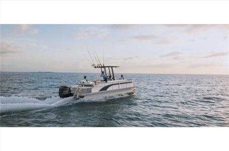 2021 Bennington boat for sale, model of the boat is 23 SSRX & Image # 10 of 11