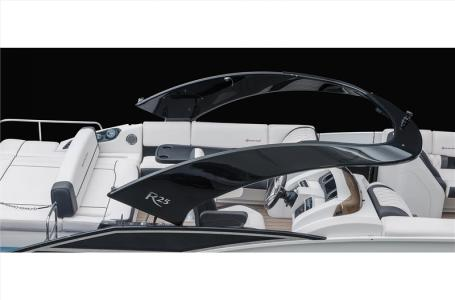 2021 Bennington boat for sale, model of the boat is 25 RXFBA DLX Fold Open SP Arch (Gas Assist) & Image # 16 of 26