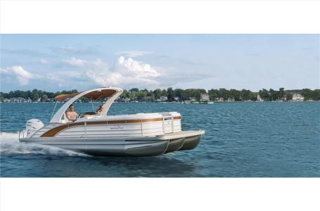 2021 Bennington boat for sale, model of the boat is 25 RSB & Image # 17 of 28