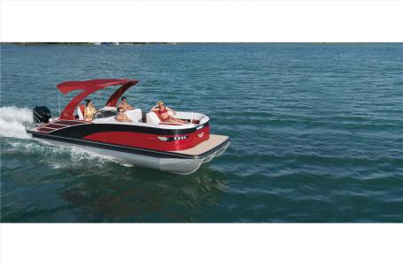 2021 Bennington boat for sale, model of the boat is 25 RXFBA DLX Fold Open SP Arch (Gas Assist) & Image # 17 of 25