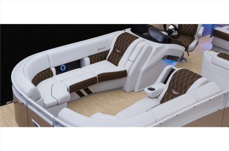 2021 Bennington boat for sale, model of the boat is 25 RXFBA DLX Fold Open SP Arch (Gas Assist) & Image # 24 of 25