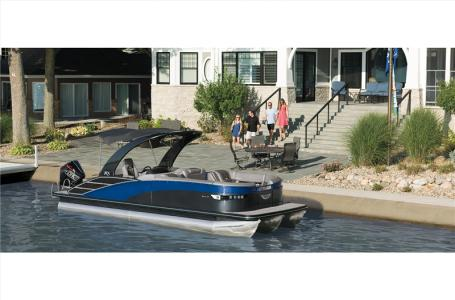 2021 Bennington boat for sale, model of the boat is 25 RXFBA DLX Fold Open SP Arch (Gas Assist) & Image # 20 of 25