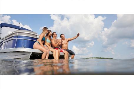 2021 Bennington boat for sale, model of the boat is 20 SVSR & Image # 12 of 12
