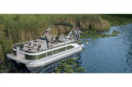 2021 Bennington boat for sale, model of the boat is 23 SSRX & Image # 9 of 11