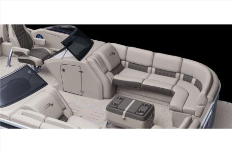 2021 Bennington boat for sale, model of the boat is 25 RSB & Image # 24 of 27