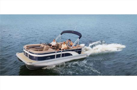 2021 Bennington boat for sale, model of the boat is 23 SSRX & Image # 2 of 11