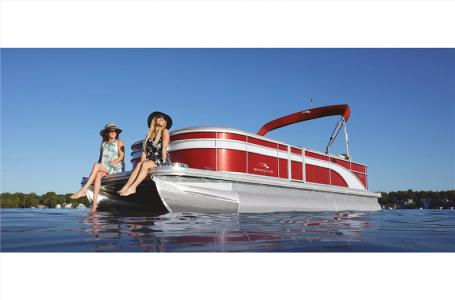 2021 Bennington boat for sale, model of the boat is 23 SSRX & Image # 20 of 23
