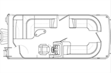2021 Bennington boat for sale, model of the boat is 21 SLX & Image # 1 of 11