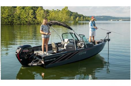 2021 Lowe boat for sale, model of the boat is FS 1800 & Image # 3 of 14