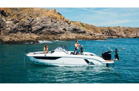 2021 Beneteau boat for sale, model of the boat is Flyer 8 SUNdeck & Image # 6 of 6