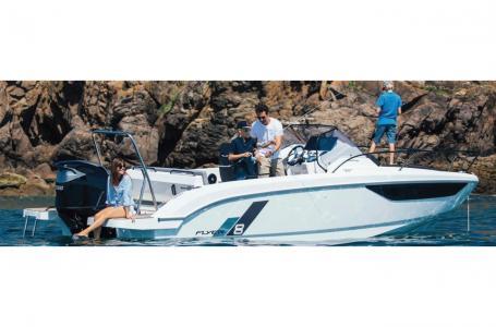 2021 Beneteau boat for sale, model of the boat is Flyer 8 SUNdeck & Image # 1 of 6