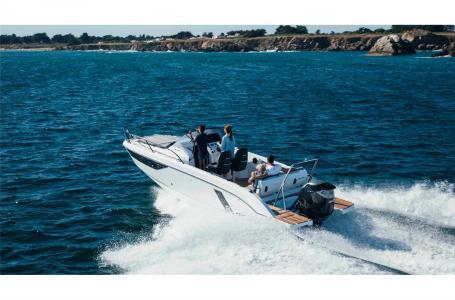 2021 Beneteau boat for sale, model of the boat is Flyer 8 SUNdeck & Image # 5 of 6