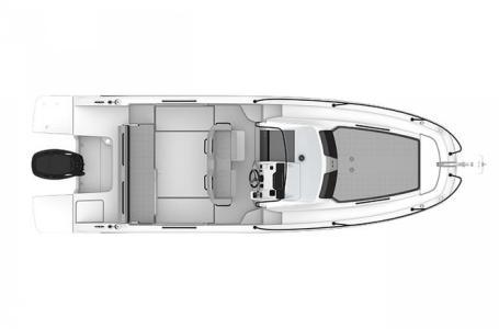 2021 Beneteau boat for sale, model of the boat is Flyer 8 SUNdeck & Image # 3 of 6