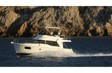 For Sale: 2021 Beneteau Swift Trawler 35 37ft<br/>M & P Yacht Centre At Coal Harbour