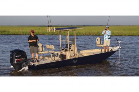 2021 G3 Boats boat for sale, model of the boat is BAY 22 DLX & Image # 2 of 6