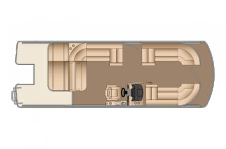 2021 Harris boat for sale, model of the boat is Solstice 230 & Image # 15 of 16