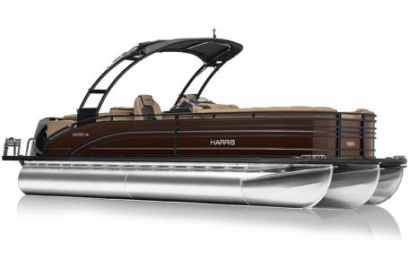 2021 Harris boat for sale, model of the boat is Solstice 250 & Image # 13 of 14