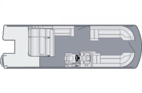 2021 Harris boat for sale, model of the boat is Solstice 250 & Image # 9 of 14