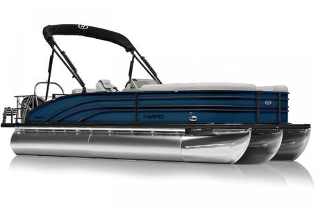 2021 Harris boat for sale, model of the boat is Sunliner 230 & Image # 4 of 13
