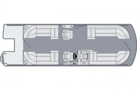 2021 Harris boat for sale, model of the boat is Solstice 250 & Image # 1 of 9