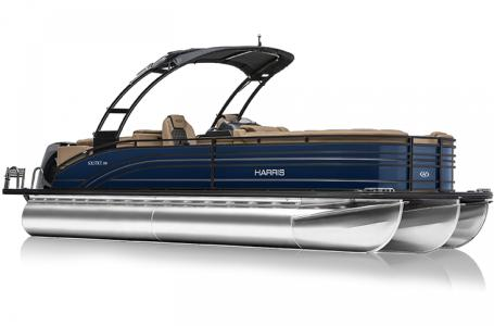 2021 Harris boat for sale, model of the boat is Solstice 250 & Image # 10 of 14